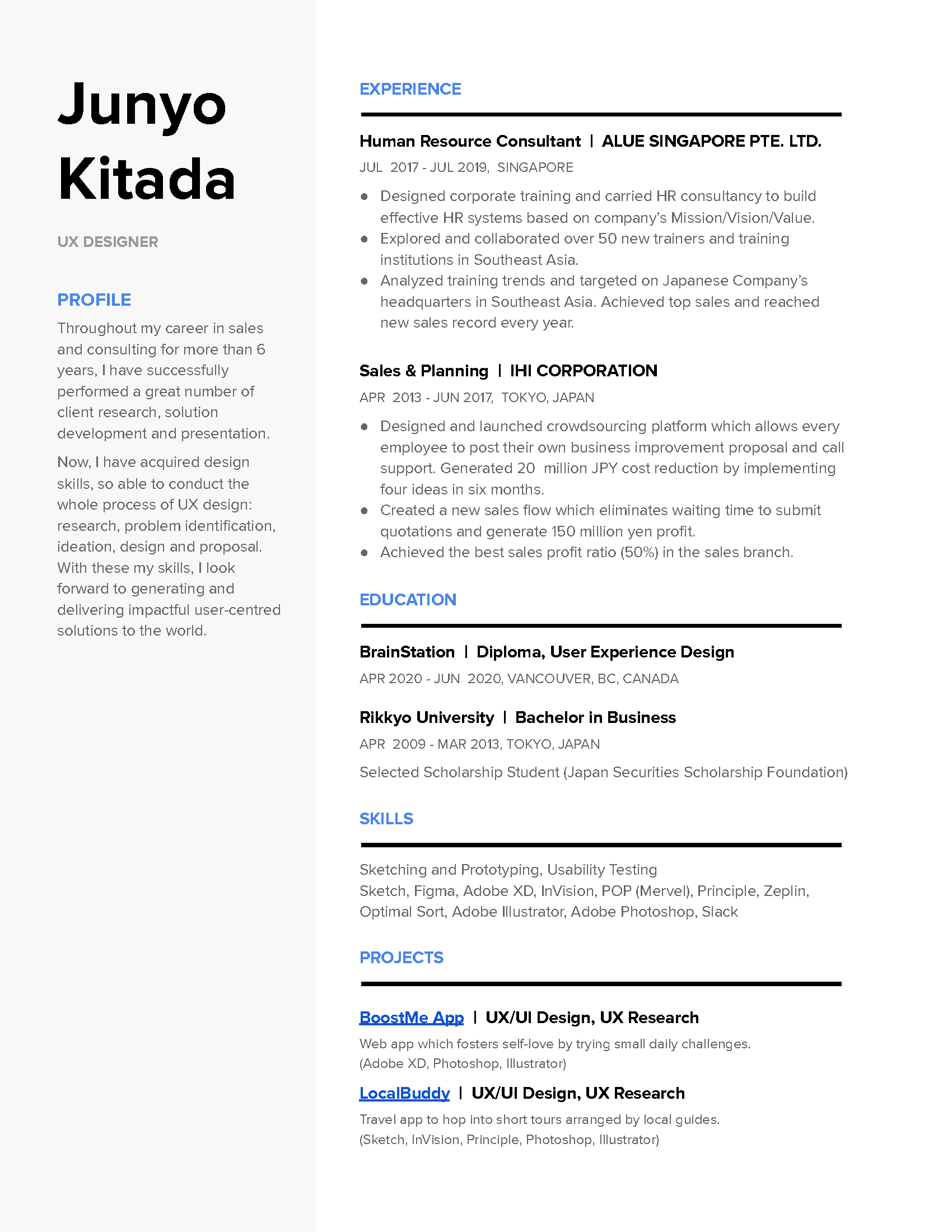 Resume_Junyo-Kitada_Portfolio_20211005